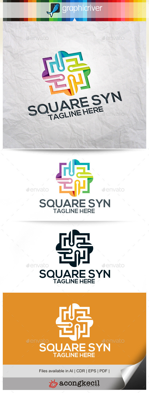 GraphicRiver Square Synergy V.2 11310192