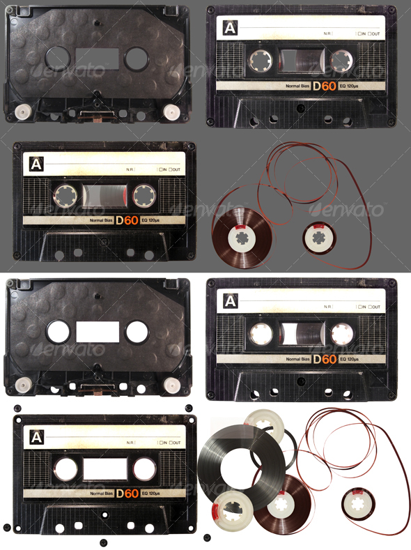 Cassette kit - Technology Isolated Objects