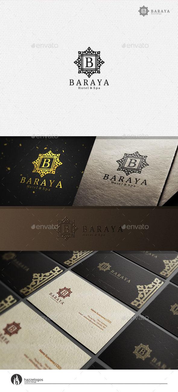 GraphicRiver Baraya Logo 11311047