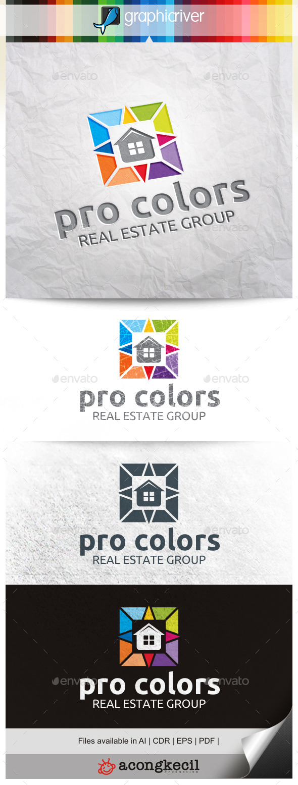 GraphicRiver Property Color V.10 11311177