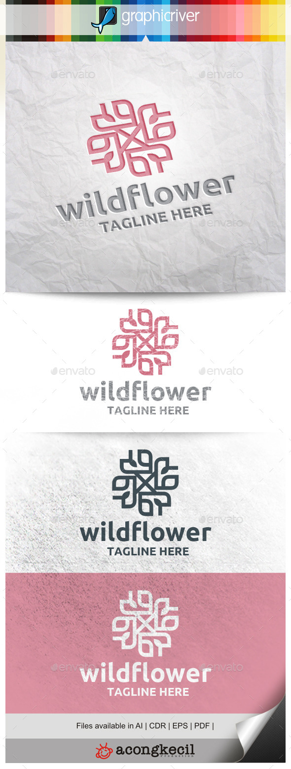 GraphicRiver Wild Flower V.5 11311275