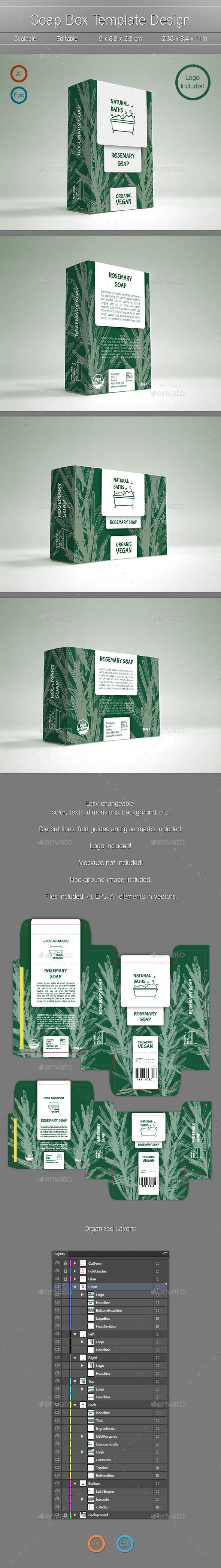GraphicRiver Soap Box Design 11311364