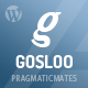 Gosloo - Responsive WordPress Portfolio Theme - ThemeForest Item for Sale