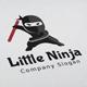 Little Ninja Logo - GraphicRiver Item for Sale