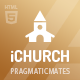 iChurch - Onepage & Multipage Church Template - ThemeForest Item for Sale