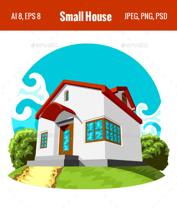 GraphicRiver Small House 11311643
