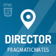 Director - Universal Directory Template - ThemeForest Item for Sale