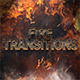 7 Fire Transition - VideoHive Item for Sale