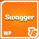 Swagger Отзывчивый WordPress Theme - Корпоративный бизнес