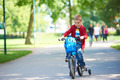 boy on the bicycle at Park - PhotoDune Item for Sale