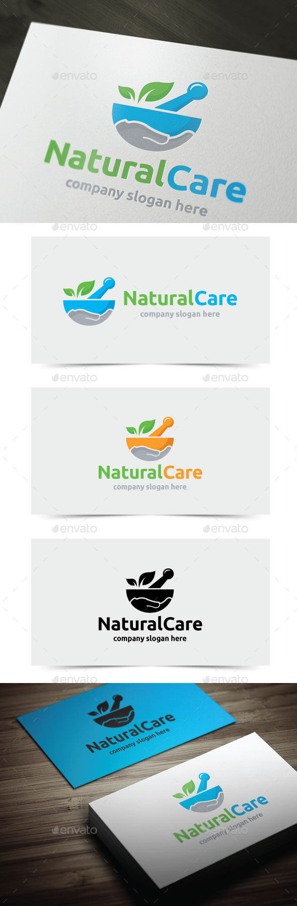 GraphicRiver Natural Care 11312423