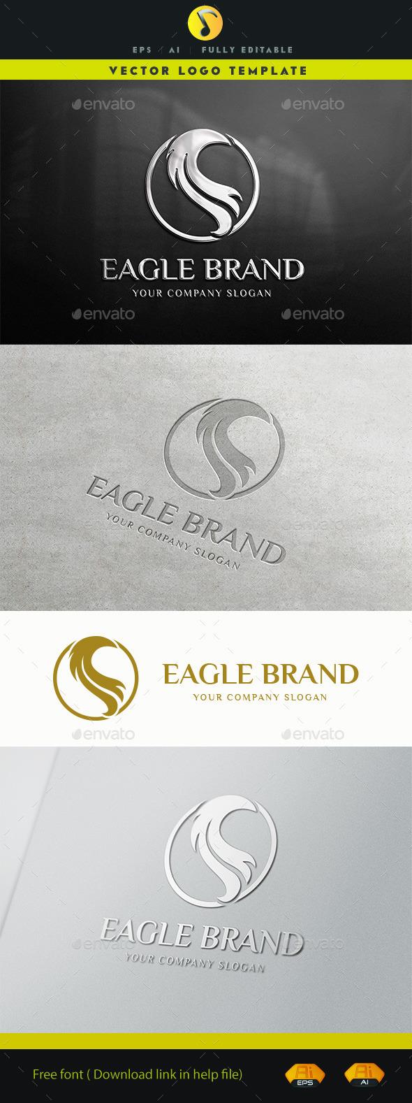GraphicRiver Eagle Brand 11314178
