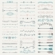 Colorful Hand Drawn Dividers and Arrows - GraphicRiver Item for Sale