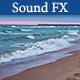 Sea Waves Loop - AudioJungle Item for Sale
