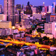 Bangkok skyline at night - PhotoDune Item for Sale
