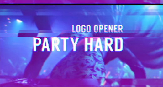 Party Hard - Logo Opener