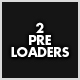 2 Preloaders - ActiveDen Item for Sale