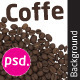Coffee Beans Isolated Backround   - GraphicRiver Item for Sale