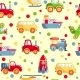 Seamless Toys Patterns - GraphicRiver Item for Sale