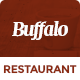 Buffalo - An Exquisite Restaurant HTML Template - ThemeForest Item for Sale