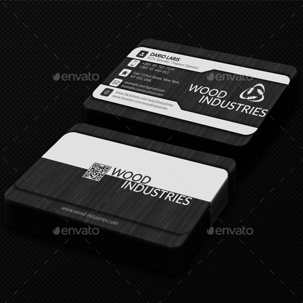GraphicRiver Corporate Business Card 11215537