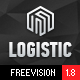Logistic - WP Theme For Transportation Business - ThemeForest Item for Sale