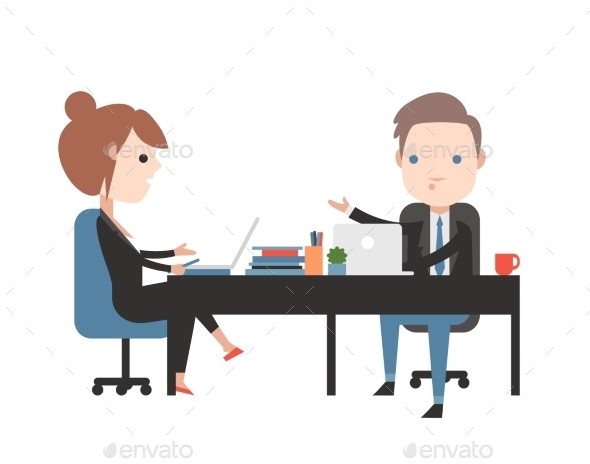 GraphicRiver Business Negotiations 11316162
