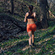 Running in The Forest - VideoHive Item for Sale