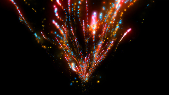 Colorful Sparks 1