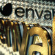Gold & Black Crystallized Glass Logo Reveal - VideoHive Item for Sale