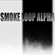 Realistic Smoke Loop with Alpha Channel - VideoHive Item for Sale