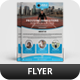 Corporate Flyer Template Vol 53 - GraphicRiver Item for Sale