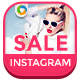 Sales Instagram Templates - 10 Designs - GraphicRiver Item for Sale
