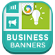 Business Marketing Banners - GraphicRiver Item for Sale