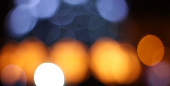 Light Bokeh Loop 01