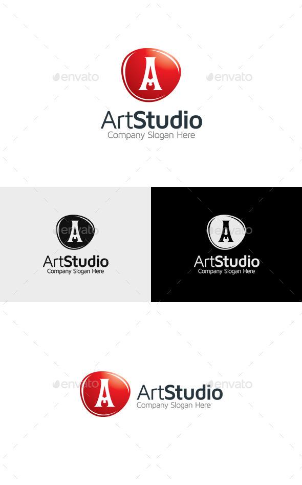 GraphicRiver A Letter Logo 11318164