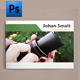 Portfolio Photographer - GraphicRiver Item for Sale