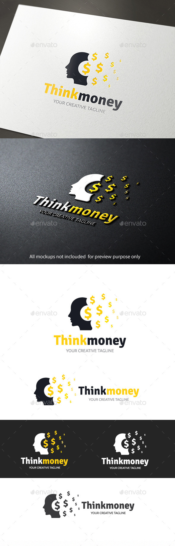 GraphicRiver Think Money 11319154