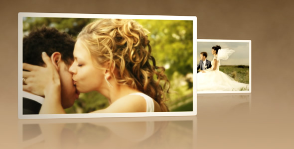 After Effects Project - VideoHive Wedding Particles Words 139827
