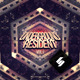 Underground Resident vol.1 - CD Cover Template - GraphicRiver Item for Sale