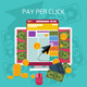 Pay Per Click - GraphicRiver Item for Sale