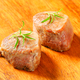 Two pan seared pork medallions - PhotoDune Item for Sale
