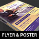 Church Conference Flyer Template - GraphicRiver Item for Sale