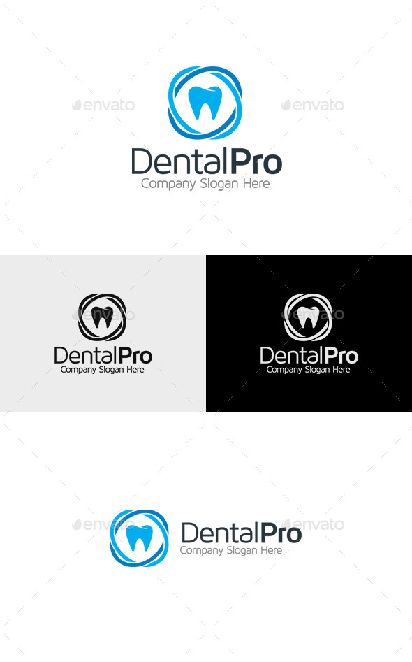 GraphicRiver Dental Logo 11322040