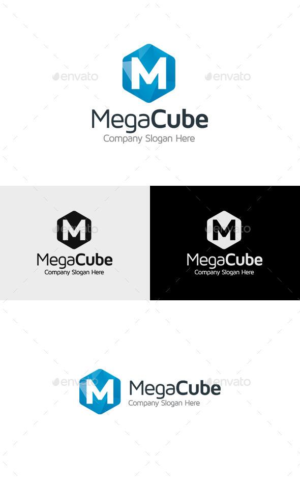GraphicRiver M Letter Logo 11322101