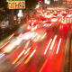 Downtown City Traffic At Night - VideoHive Item for Sale