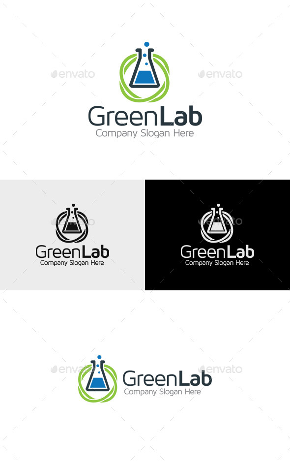 GraphicRiver Green Lab 11322153
