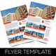 Real Estate Flyer Template Vol.1 - GraphicRiver Item for Sale