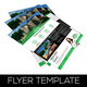 Real Estate Flyer Template Vol.2 - GraphicRiver Item for Sale