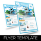 Real Estate Flyer Template Vol.3 - GraphicRiver Item for Sale